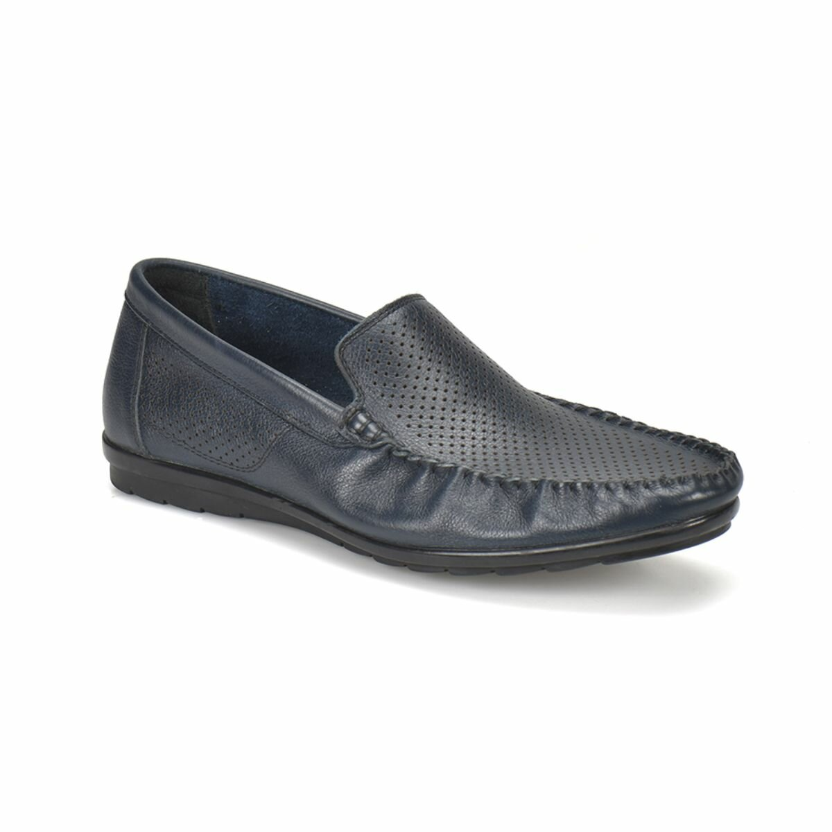 FLO 2251 Navy Blue Men 'S Shoes Oxide