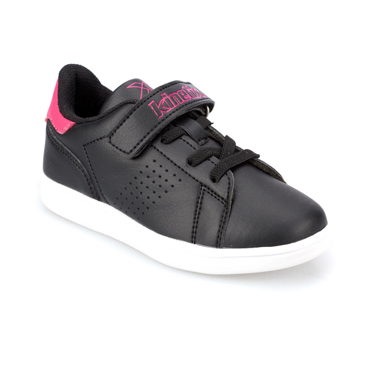 FLO PLAIN J Purple Female Child Sneaker Shoes KINETIX