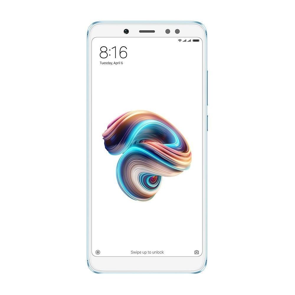 Xiaomi Note Redmi 5, Version globale, 4G, emplacement double SIM hybride, 4 go de Ram, 6 interne 4 go de Memoria. 4000 mAh (15,2