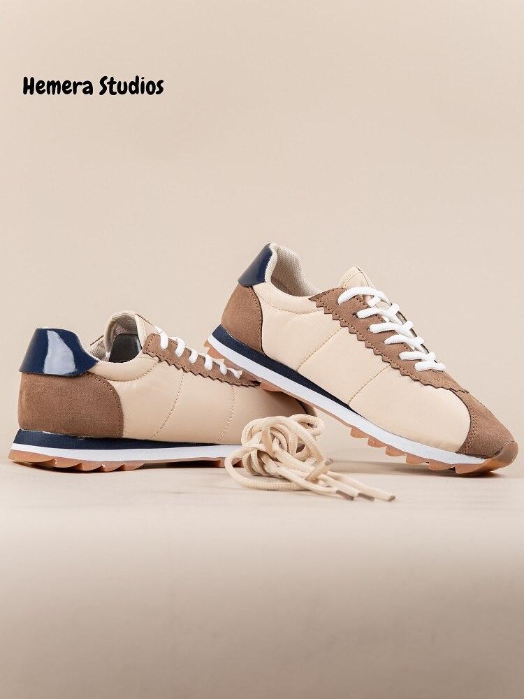 Hemera Studios Zapatillas Mujer Tipo Bimba y Lola 2021 Verano Deportivas cómodas Calzados sneakers Multicolor Nueva Colección|Zapatos vulcanizados de mujer| - AliExpress