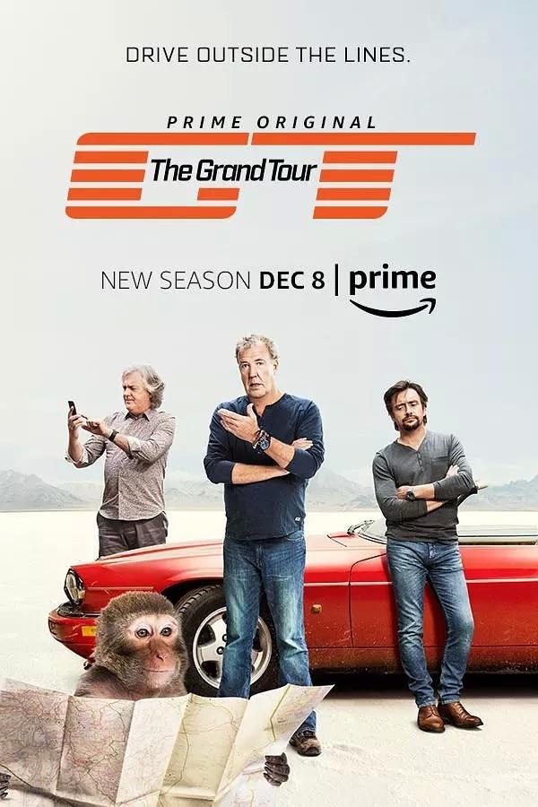 大世界之旅第二季海报