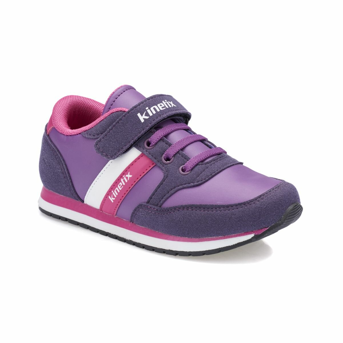 FLO PAYOF PU Purple Female Child Sneaker Shoes KINETIX