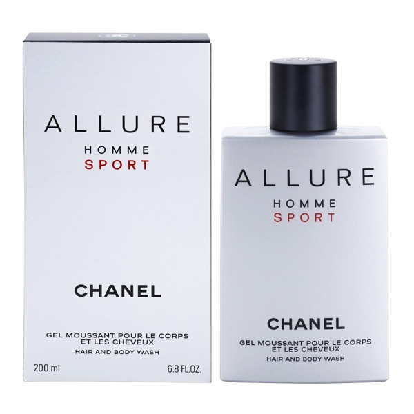 Shower Gel Allure Homme Sport Chanel (200 Ml)