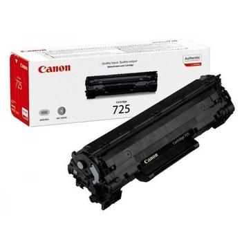 Toner Canon CRG-725-oryginalny Toner canon i-sensys LBP6000-LBP6000B-LBP-6020-LBP6030W-MF3010-kutusuz tanie i dobre opinie