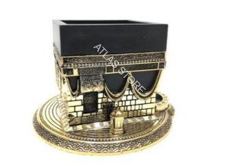 Ozdoba na modele Kaaba cokole Kaaba ozdoba tanie i dobre opinie Unbranded