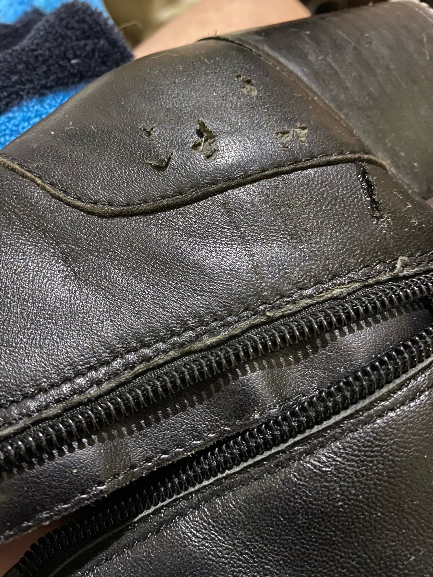 Advanced Leather Repair Gel Kit photo review
