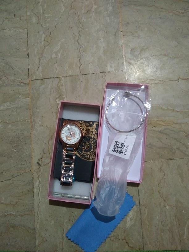 -- Feminino Feminino Relógios