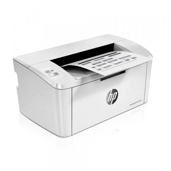 Printer HP Laserjet Pro M15a Monochrome USB 18ppm 600ppp Tray 150 Leaves Toner Cf244a