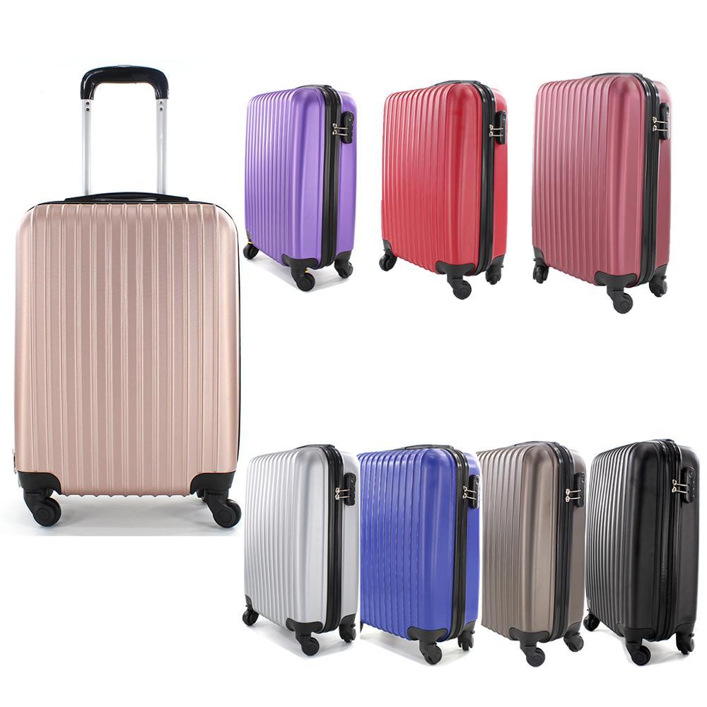 מזוודה עבור בקתת rigida עם 4 גלגלים