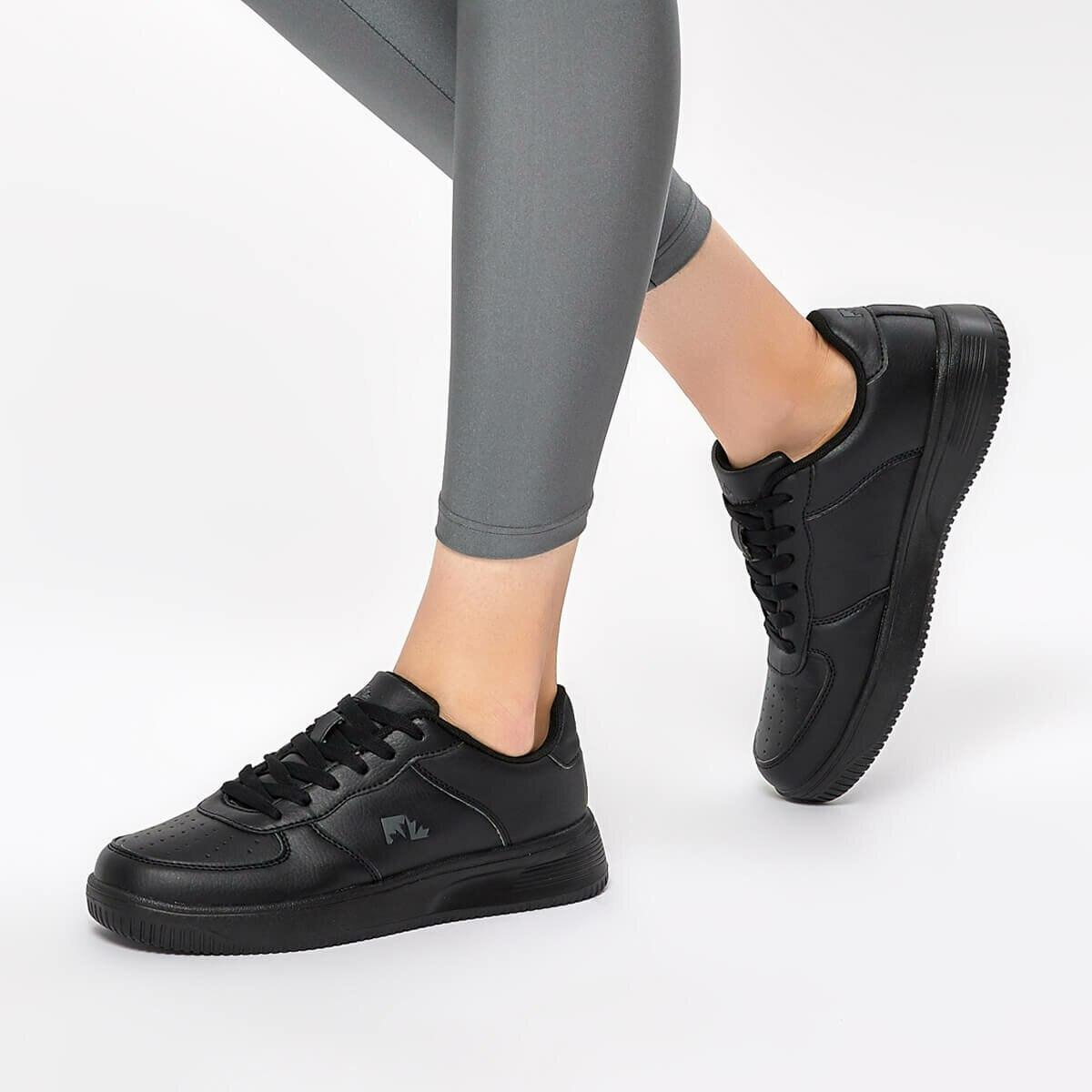 FLO FINSTER WMN Black Women 'S Sneaker Shoes LUMBERJACK