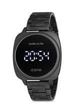 Daniel Klein d time DK012969B-05 Men Wristwatch Clock cheap 3Bar Fashion Casual