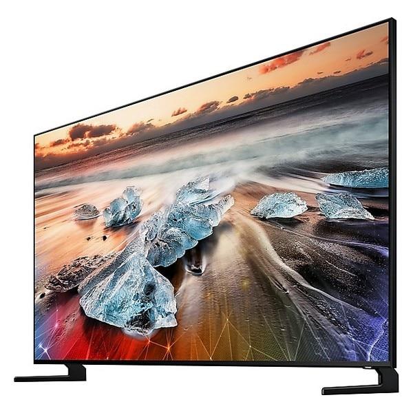 Смарт ТВ Samsung QE65Q950R 65 8 K Ultra HD QLED WiFi черный - 6