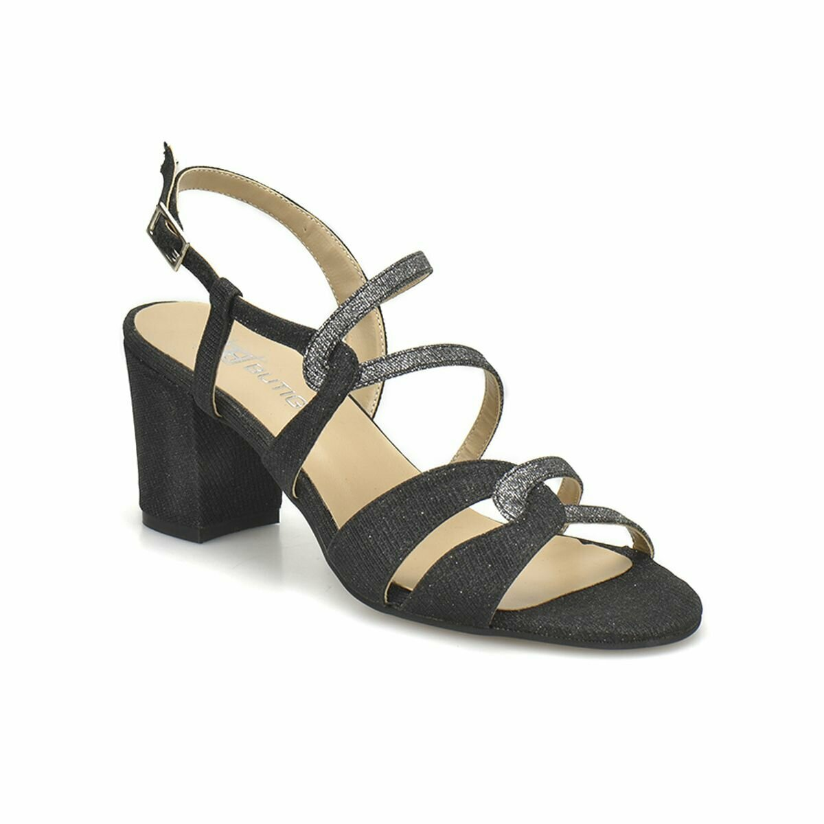 FLO 18S-153 Black Women Shoes BUTIGO