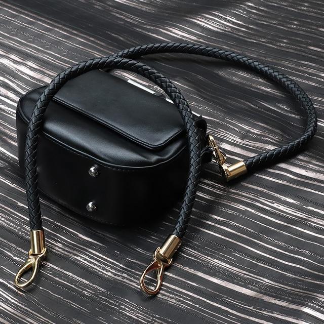 2pcs 60CM Leather Bag Handles DIY Replacement Bag Straps Detachable Shoulder Bags Handbag Handles Women Bag Accessories Parts