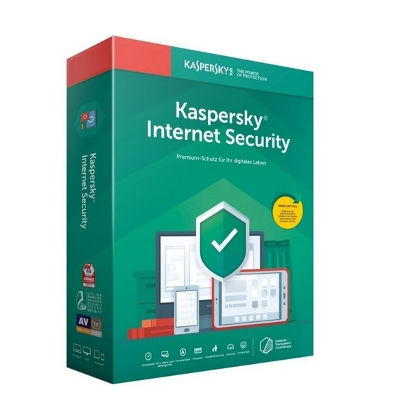 Home Antivirus Kaspersky Internet Security MD 2019 (10 Devices)