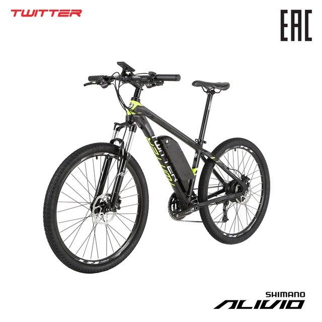 Электрический велосипед Твиттер MANTIS-E0