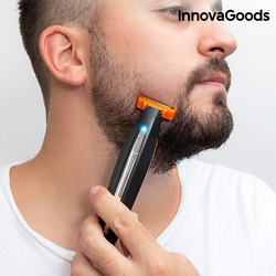 InnovaGoods 3-in-1 Rechargeable Razor