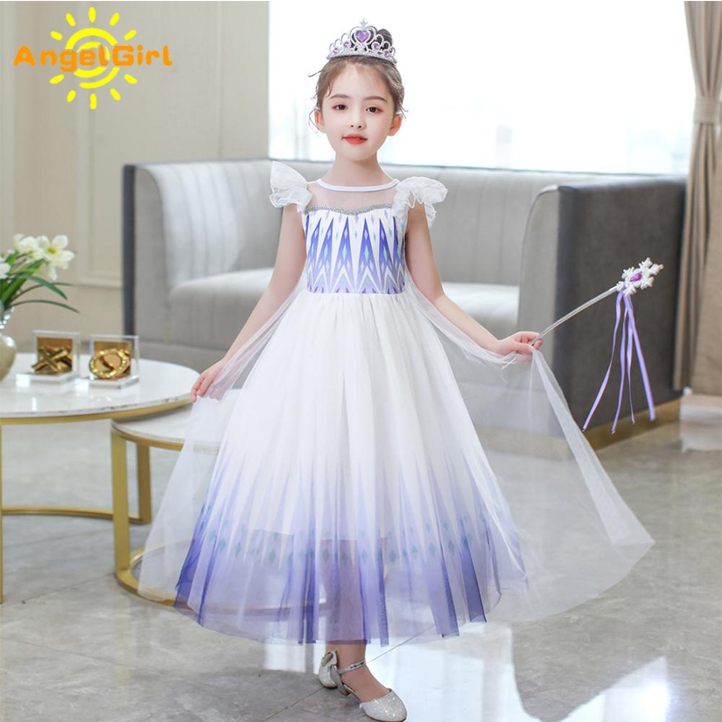 AngelGirl Hot Girls Princess Costume Theme Fantasy Party Cosplay Children Xmas Halloween and Christmas Swimsuit Beach Bikini 1