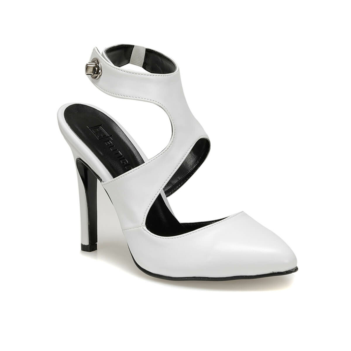 FLO BOSTON01Z SKIN White Women Sandals BUTIGO