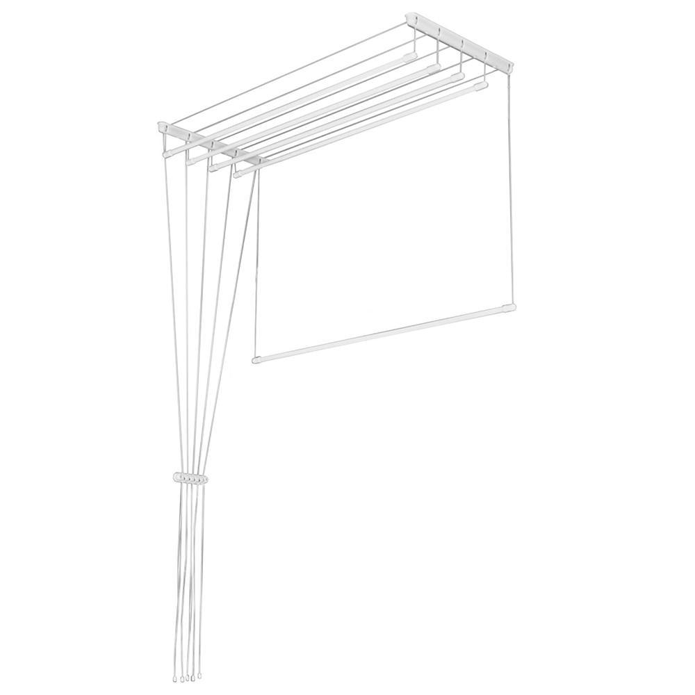 Asciugatrice Liana Sospensione A Soffitto In Bagno per Balcone