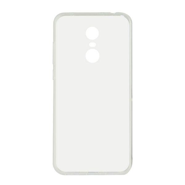 Mobile cover Xiaomi Redmi Note 5 Flex TPU Transparent|  - title=