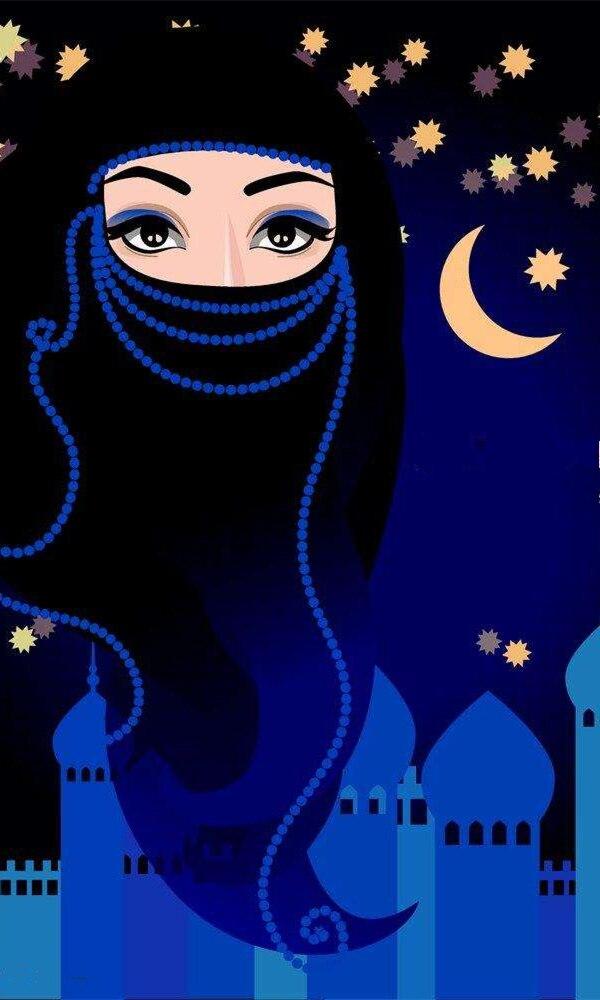 《穆斯林》封面图片