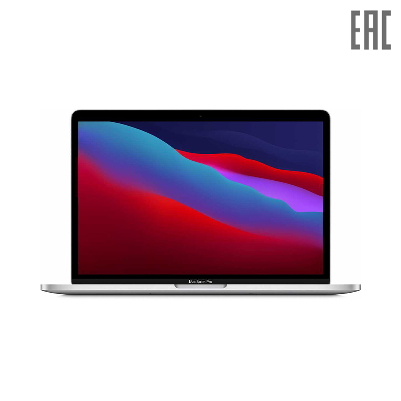 "Ноутбук Apple MacBook Pro 13"" Retina 9th‑gen Apple M1 chip with 8‑core/8GB/256GB SSD (2020) MYD82RU/A MYDA2RU/A"