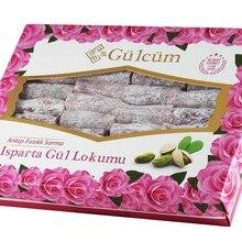 Завернутая Роза турецкая сладость с фисташками | веганские конфеты десерт вкусные изысканн сладость