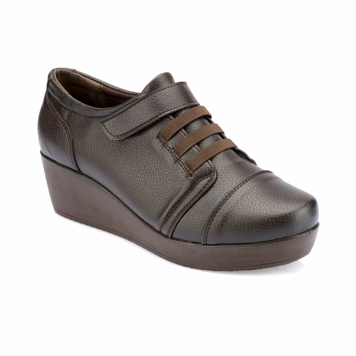 FLO 82.109121.Z Brown Women 'S Shoes Polaris 5 Point