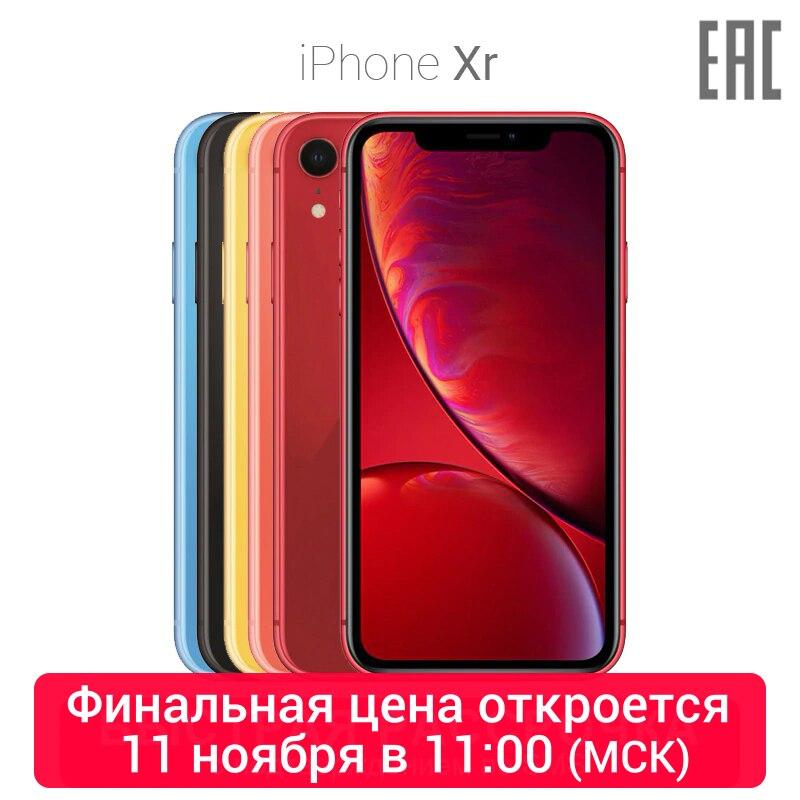 Смартфон Apple iPhone Xr 128 ГБ