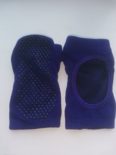 Women's Open Toe Yoga and Dance Socks photo review