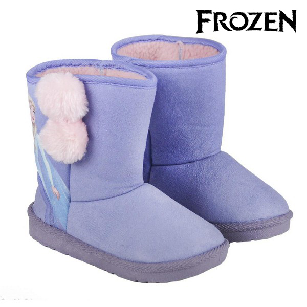 Kids Casual Boots Frozen 74113 Purple