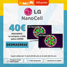LG NanoCell, NANO79, NANO80 y NANO81, Smart TV 55 y 49