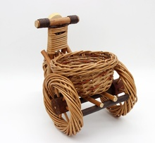 Kashpo braided bike