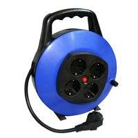 Os carretéis 10 mts 3x1.5mm incluem o termostato da segurança. 36.300 Electro DH 8430552066124