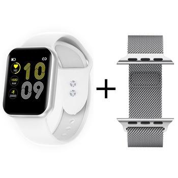 RUNDOING NY07 Smart watch Heart rate Blood pressure Fitness tracker Fashion men Sport smartwatch for ladies men 10