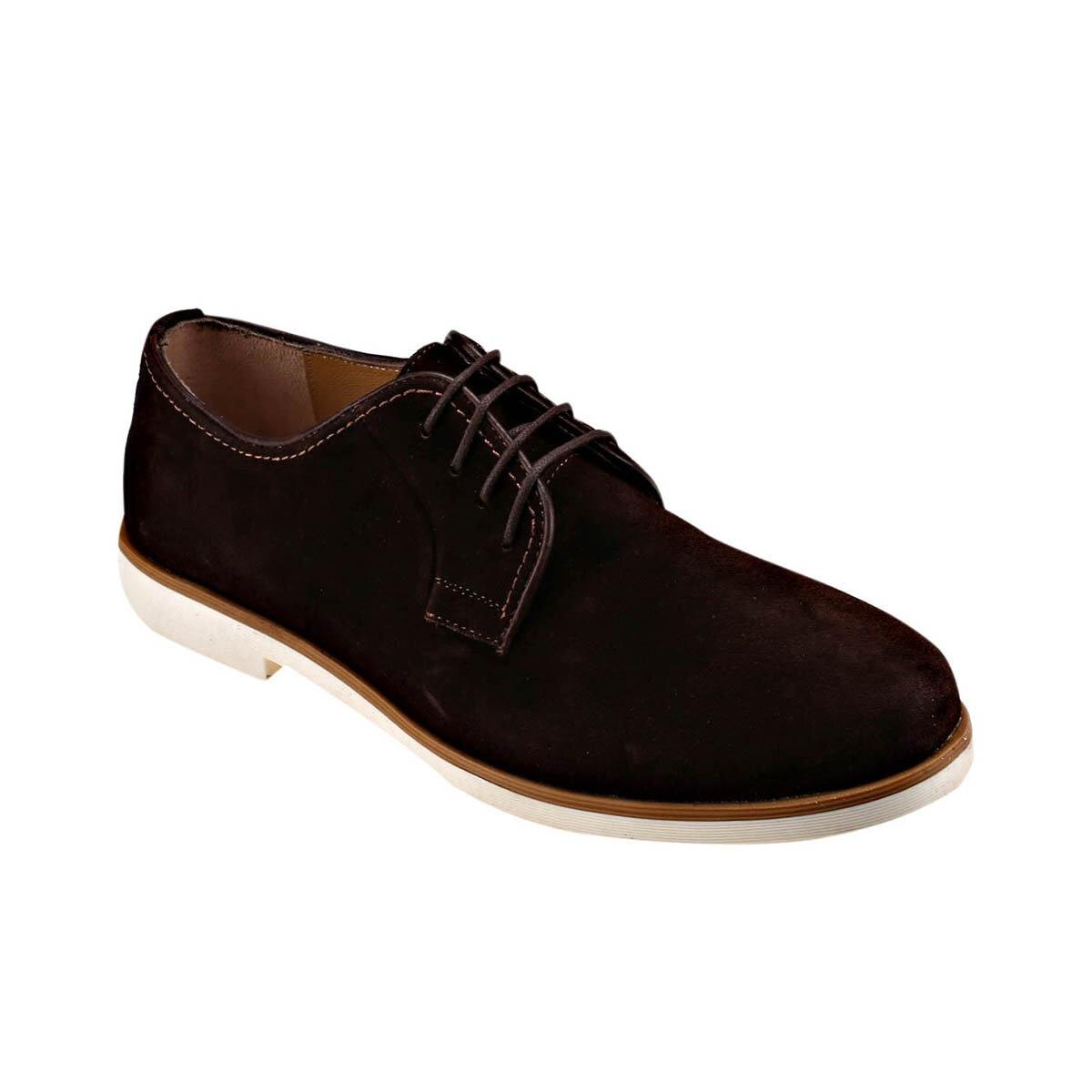 FLO KL-51153-1 M 1506 Brown Men 'S Classic Shoes JJ-Stiller