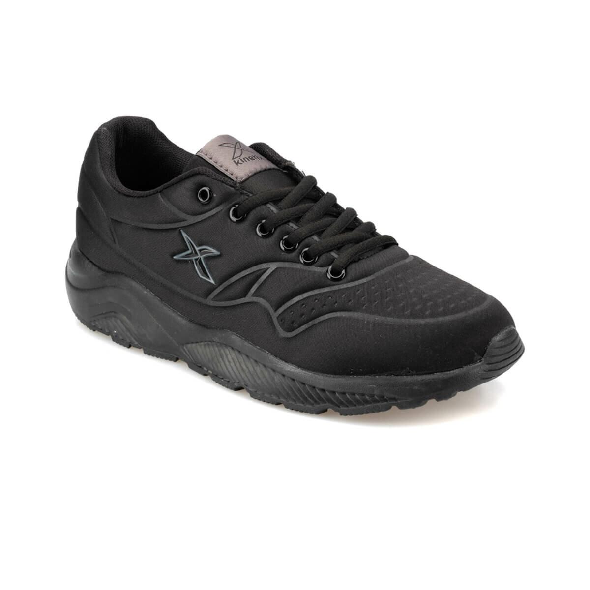 FLO KORT M 9PR Black Men 'S Sneaker Shoes KINETIX