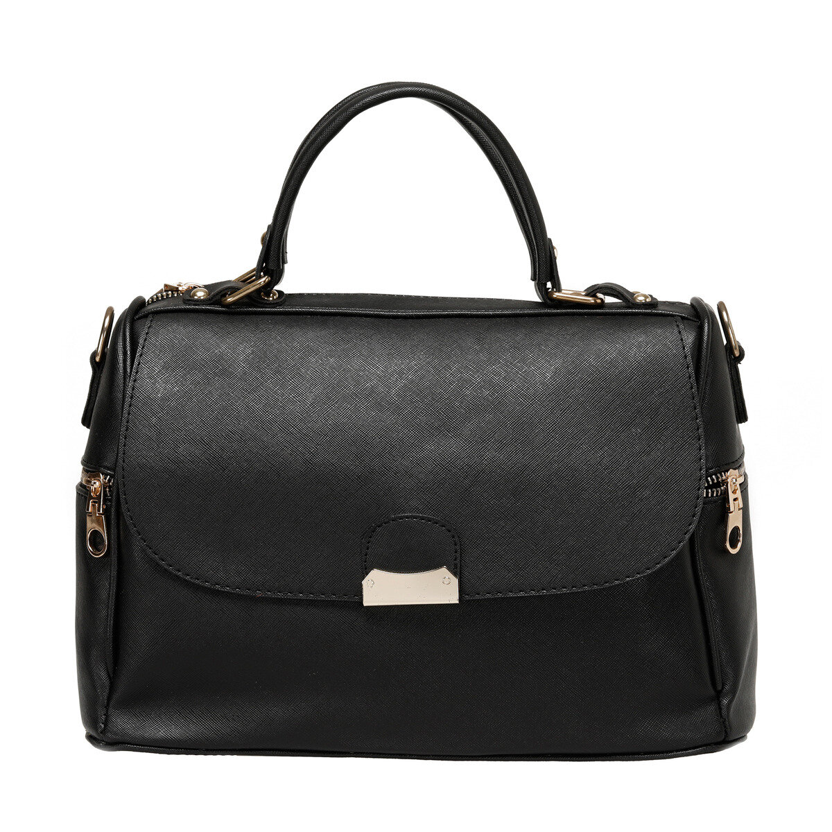 FLO 91.960. 751.C Black Women Handbag Polaris