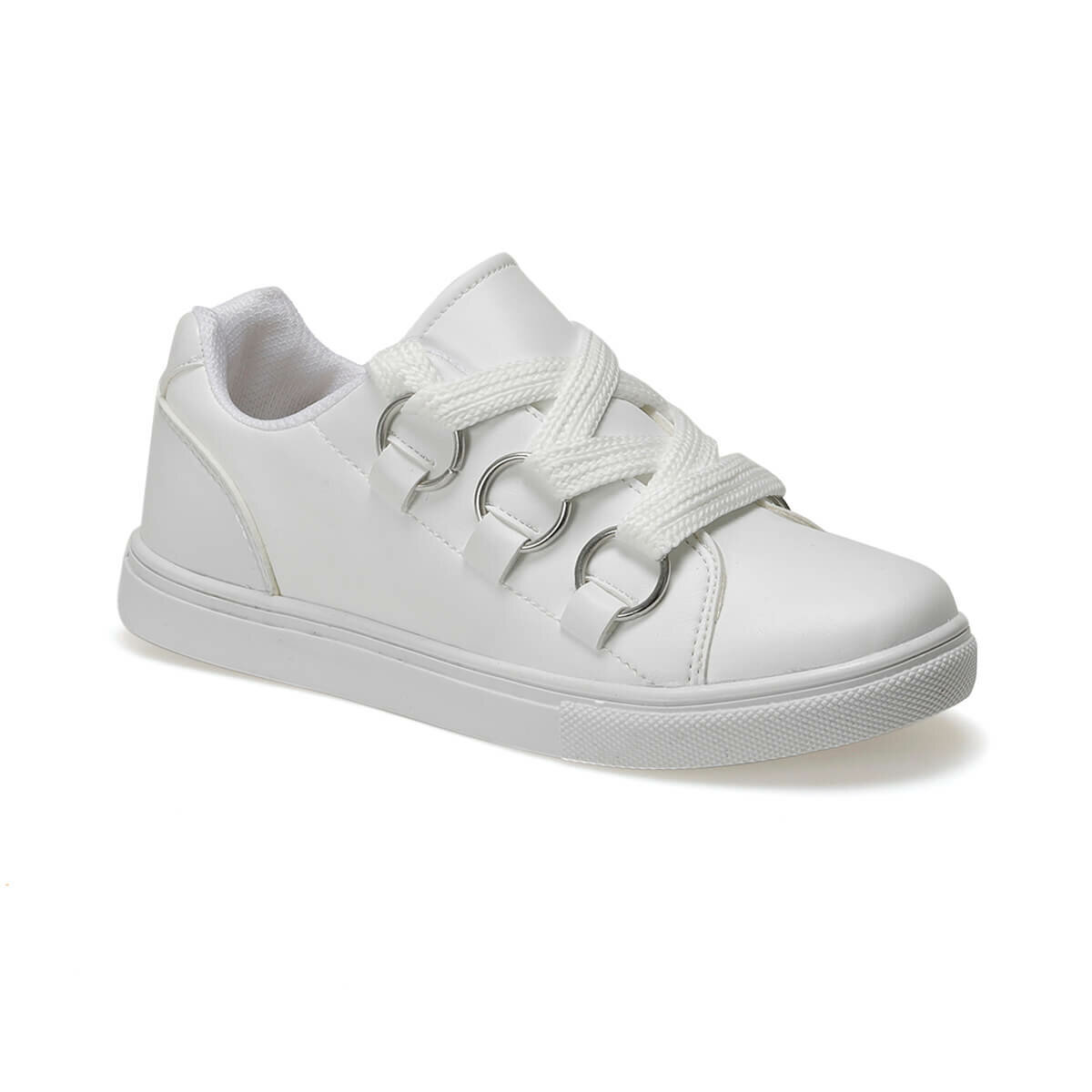 FLO HAWAII White Female Child Sneaker Shoes I-Cool
