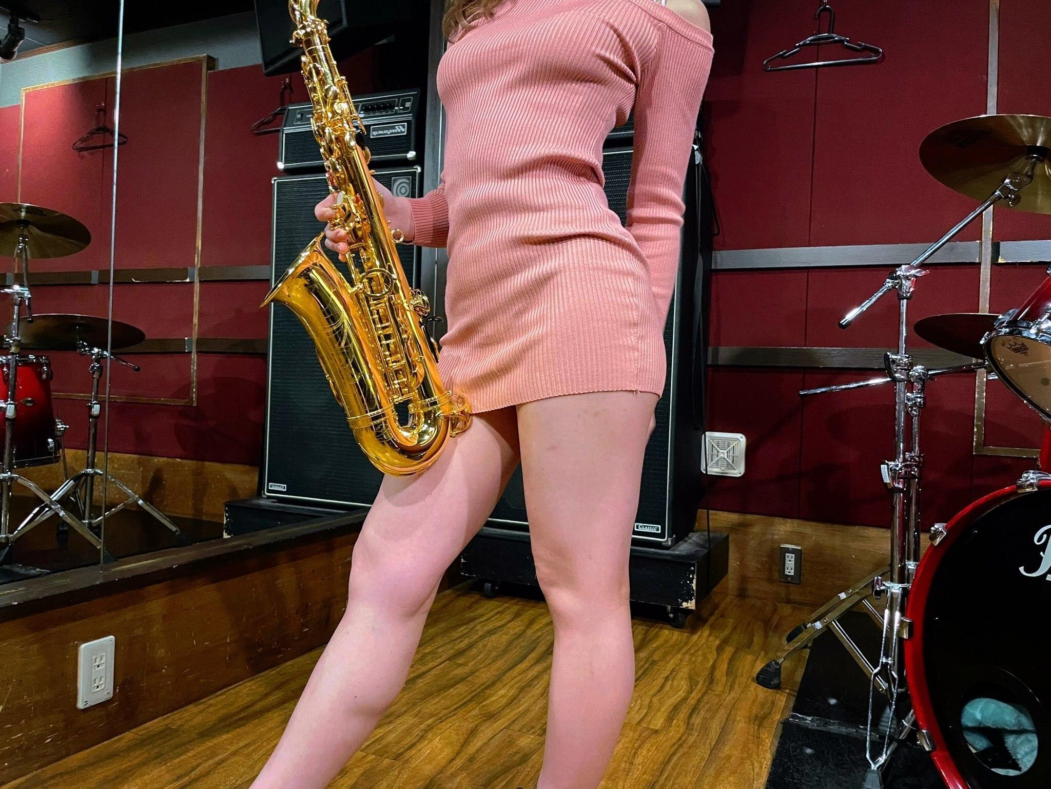 会吹萨克斯風的日本女孩:Ririka/Sax插图1