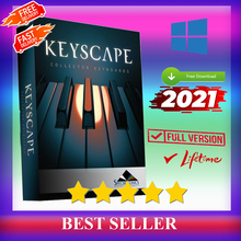 Spectrasonics KEYSCAPE ✅ WINDOWS & MAC ✅ FULL VERSION ✅ LIVE SUPPORT ✅ SAME DAY DELIVERY ✅