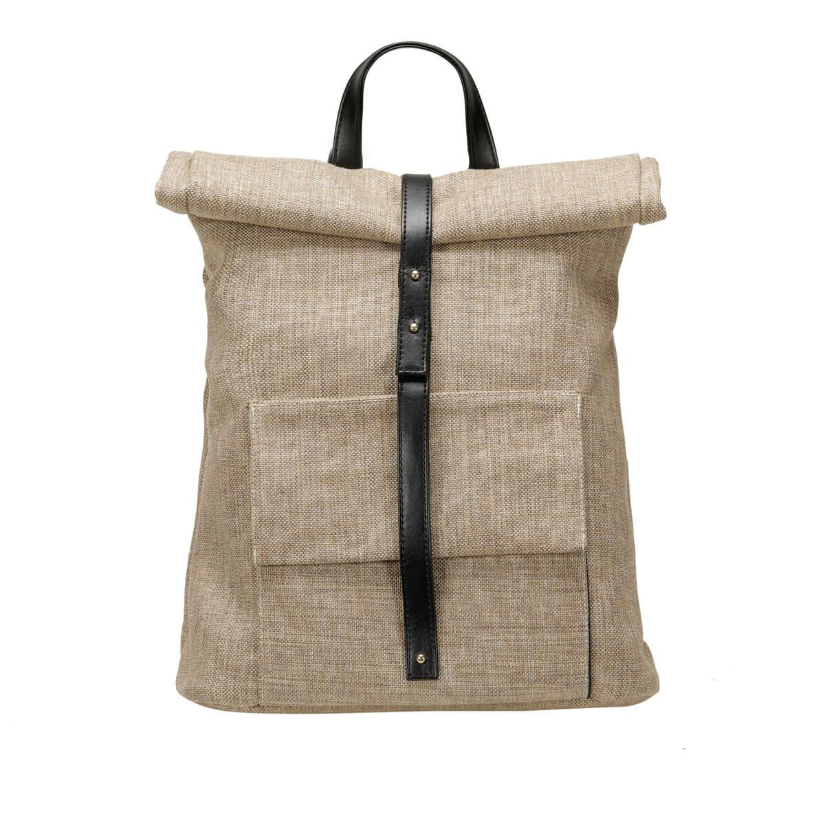 FLO MLS7 BLACK BACKPACK BAG Black Women 'S Backpack BUTIGO