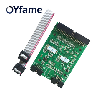 OYfame Z6100 Chip Decoder Card New Z6100 Chip Decoder For HP 91 printer IC Card For HP Designjet Z6100 Auto Reset Chip Decoder
