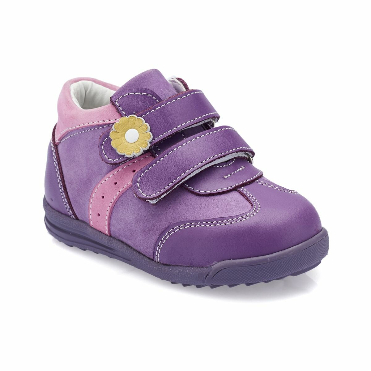 FLO 82. 510899.I Purple Female Child Sneaker Shoes Polaris