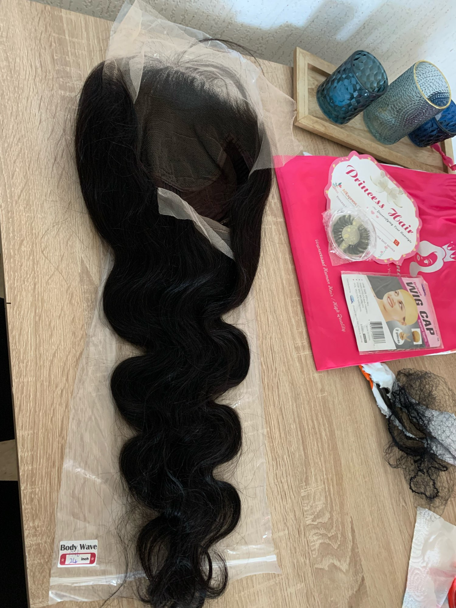 HD Transparent Lace Front Human Hair Wigs PrePlucked 13x6 180% Brazilian Body Wave Lace Frontal Wig With Baby Hair Remy Princess|Human Hair Lace Wigs|   - AliExpress