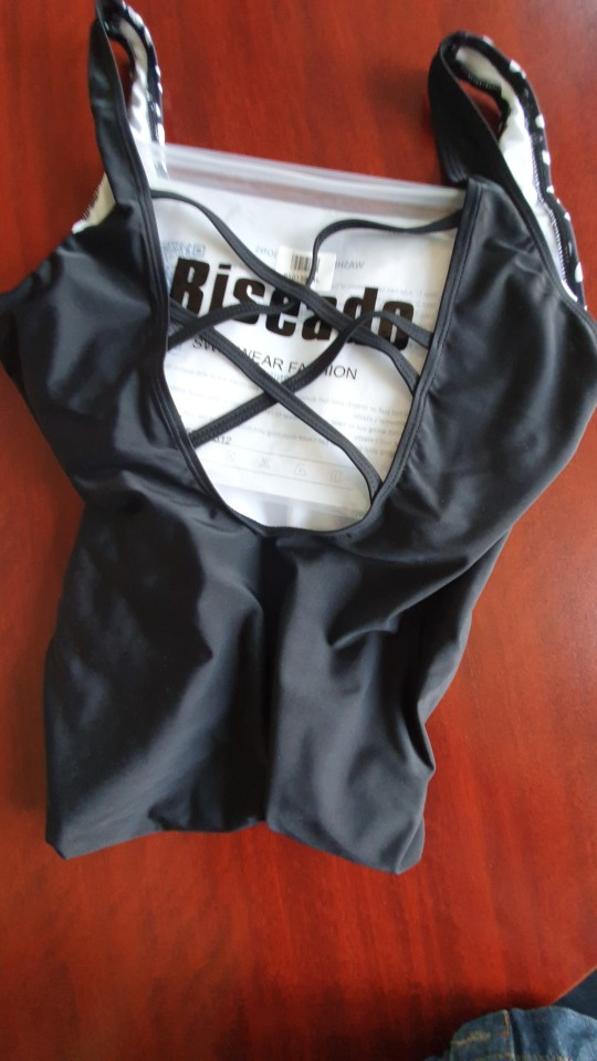 Riseado Sport One Piece Swimsuit Women Competition Swimwear 2021 Swim Cross Bandage Swimming Suits for Women U back Bathers| |   - AliExpress