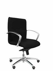 Fotel odbiór ergonomiczny z mechanizmem rocker i wysokość regulowany fotel i plecy tapicerowane w simisp na