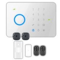 Alarm Wireless Touch G5 CHUANGO GSM Without Fees