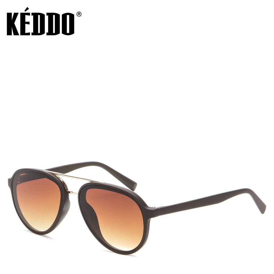 Men's Sunglasses Brown Keddo